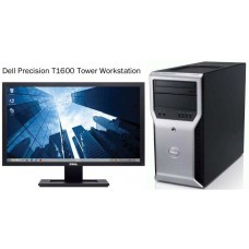 Dell Precision T1600 Tower Workstation Intel Xeon3.2 Ghz