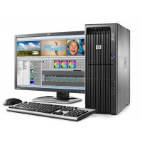 Hp-Z600 Workstation Tower Intel Xeon E5620*2