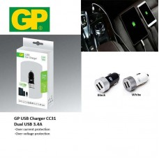 GP USB Car Charger Single Port & Dual Port (New)