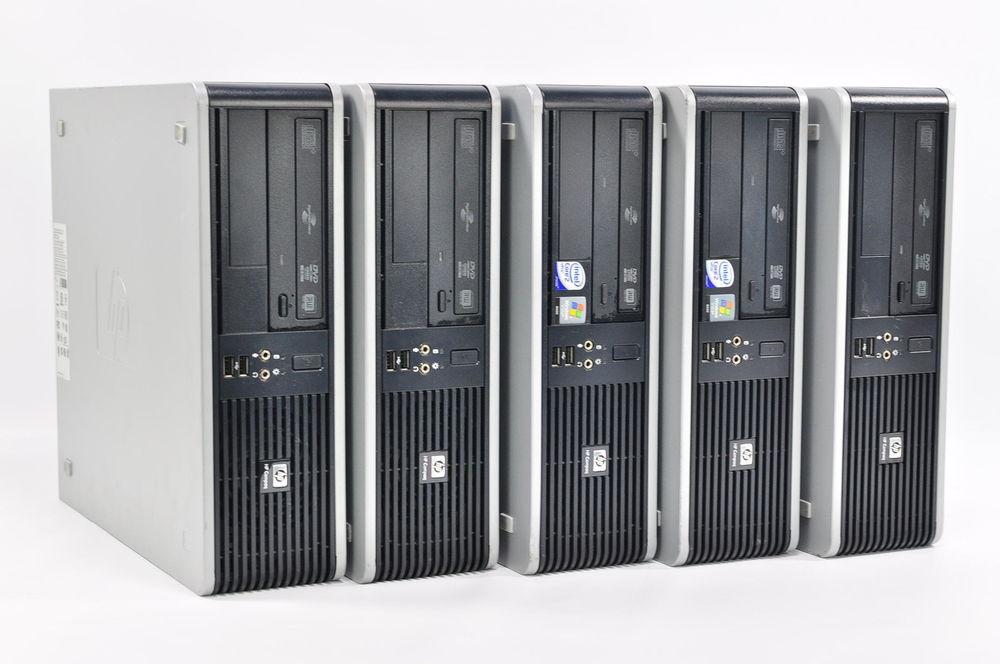 Hp compaq dc7900 memory slots